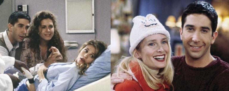 """""""Friends"""": ¿Cómo se construyó el personaje de Carol? - Radio Cantilo"""