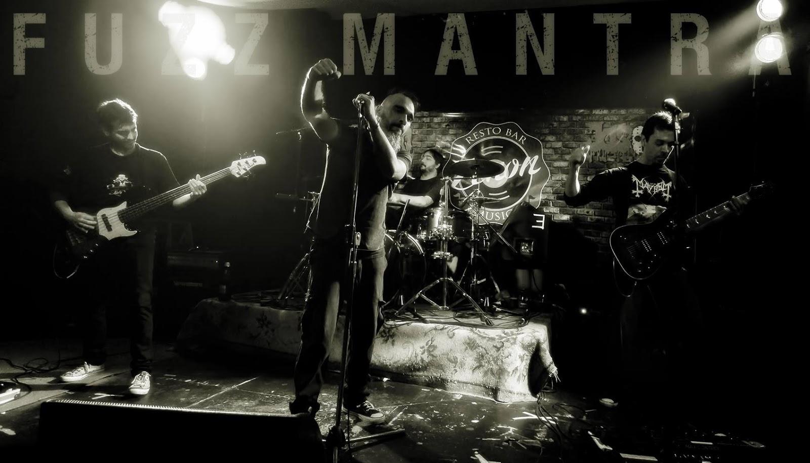 Mano a mano con Fuzz Mantra - Radio Cantilo
