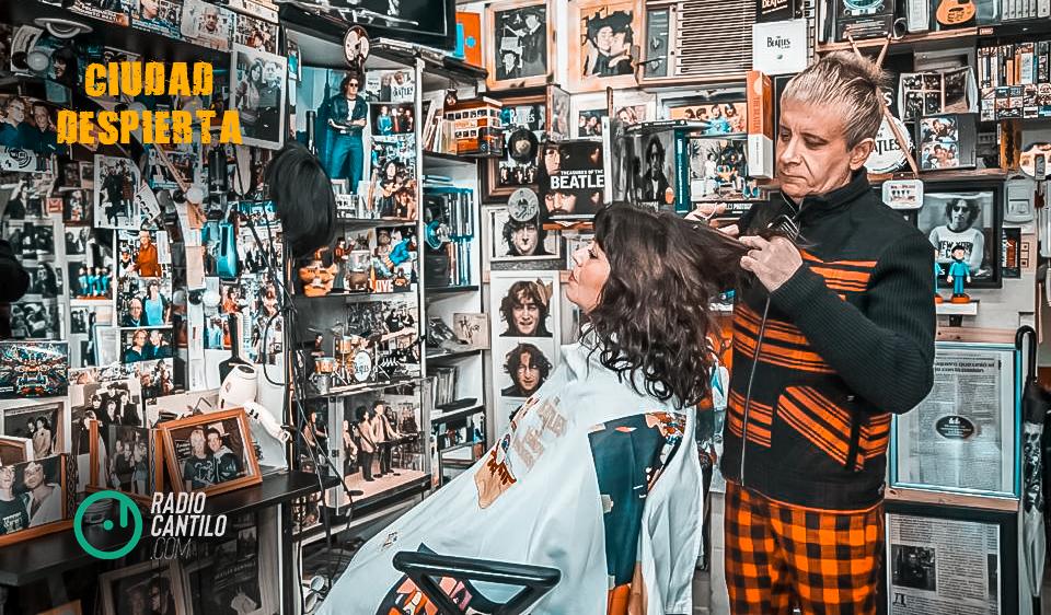 Entrevista a Gerardo Weiss: el peluquero Beatle - Radio Cantilo