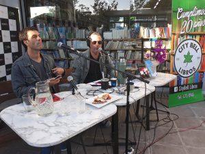 """Especial """"Literatura + Música"""": Mano a mano con Walter Lezcano"""