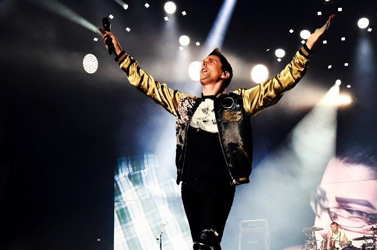 "Escuchá a Muse cantando ""Hungry Like a Wolf"" - Radio Cantilo"
