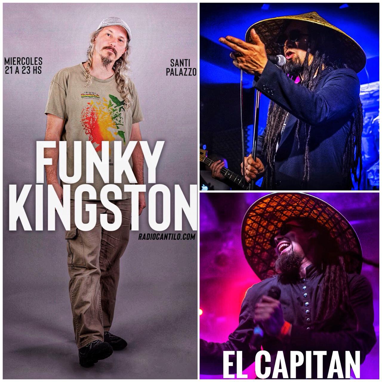 Noche mágica en Funky Kingston - Radio Cantilo