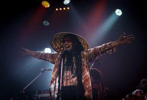 Noche mágica en Funky Kingston