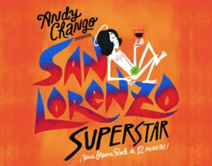 La nueva ópera de Andy Chango