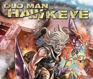 Punto de Fuga: la historia de Old Man Hawkeye