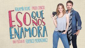 """Benjamín Rojas contó """"Eso que nos enamora"""""""