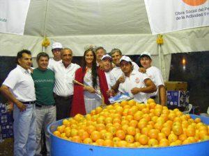El Baúl de viaje por la Fiesta Nacional de la Citricultura