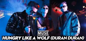 "Escuchá a Muse cantando ""Hungry Like a Wolf"""
