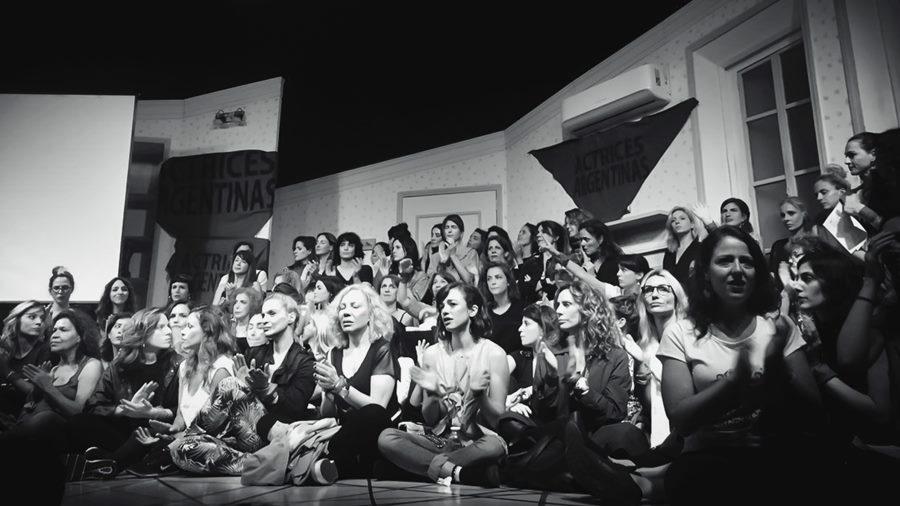 Actrices Argentinas levantaron la voz - Radio Cantilo
