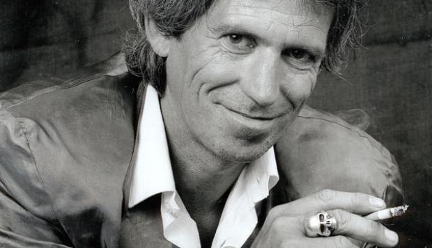 ¡Feliz cumpleaños Keith Richards!
