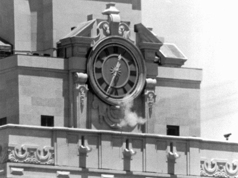 """Los crímenes del """"francotirador de Texas"""" - Radio Cantilo"""