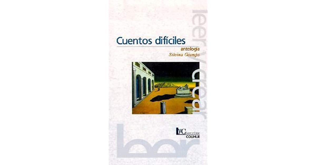 """#LosLibrosDeAle: """"Cuentos difíciles"""", de Silvina Ocampo - Radio Cantilo"""