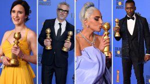 Análisis televisivo a los Golden Globes 2019