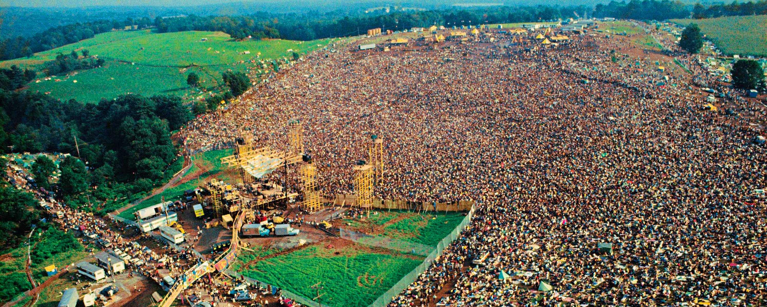 El festival de Woodstock volverá para celebrar sus 50 años - Radio Cantilo