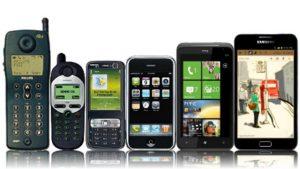 ¿Cuáles fueron los teléfonos que cambiaron la tecnología para siempre?