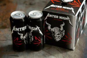 ¡Metallica lanzó su línea de cerveza!