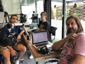 Los ganadores de Hagan Correr la Navidad visitaron Radio Cantilo