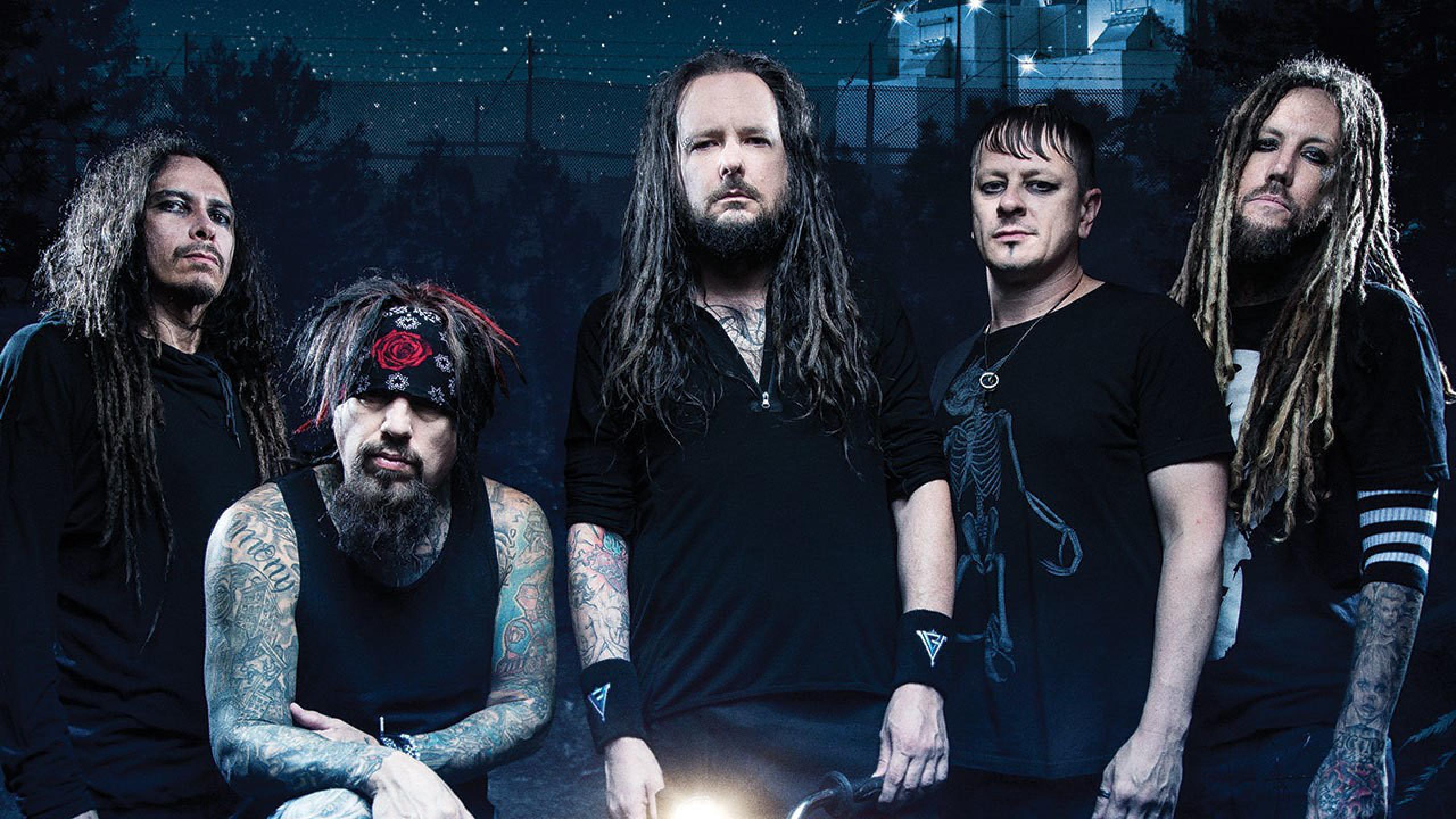 Jonathan Davis anunció disco de Korn para 2019 - Radio Cantilo