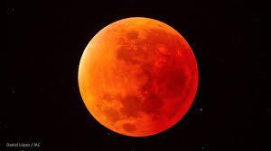 Creencias sobre la luna llena