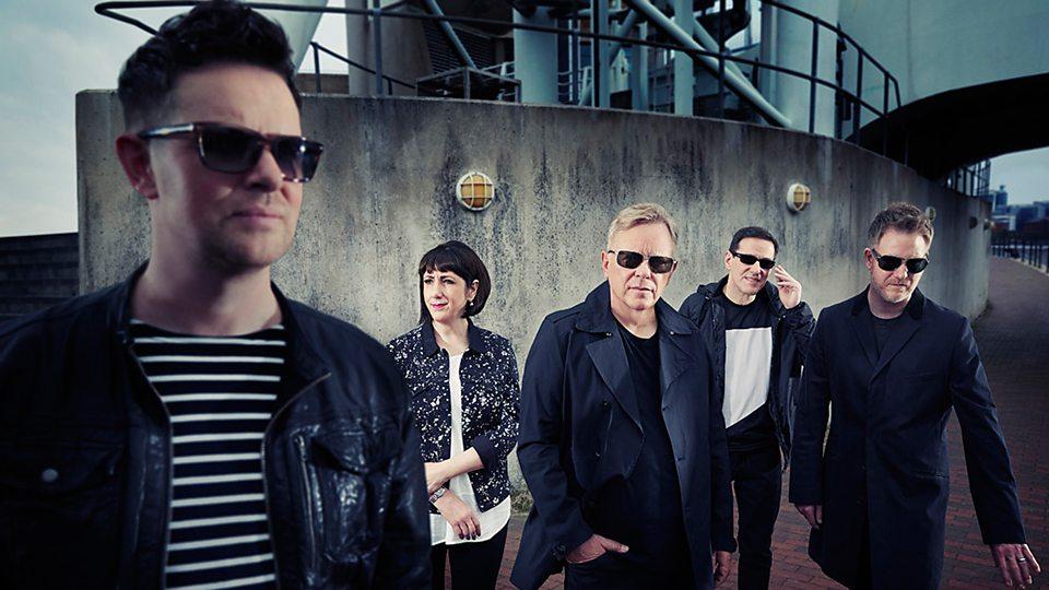 ¡New Order inédito! - Radio Cantilo