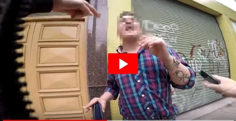 """Un """"Caza Pedófilos"""" hace justicia en La Plata - Radio Cantilo"""