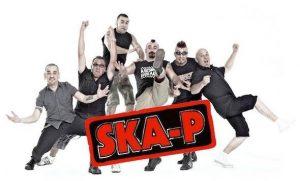 Llega Ska-P a la Argentina