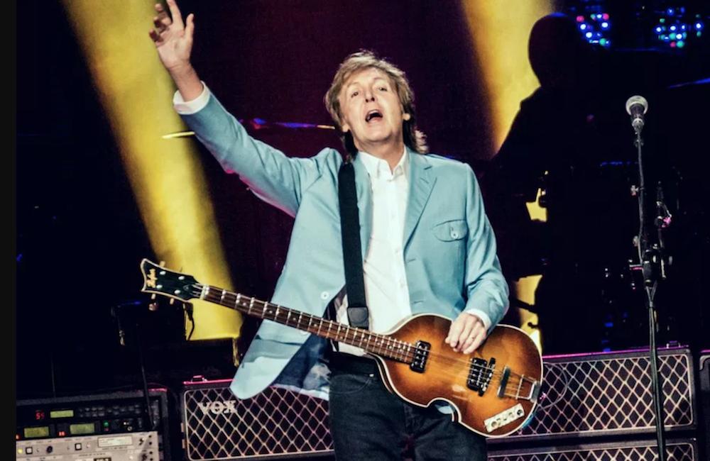 ¡Paul McCartney lanzó nueva canción! - Radio Cantilo