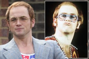 """Dan a conocer un nuevo avance de """"Rocketman"""", la biopic de Elton John"""