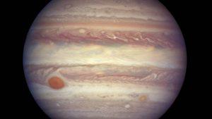 ¡Increíble! Las nuevas fotos de Júpiter lo hacen parecer un cuadro de Van Gogh