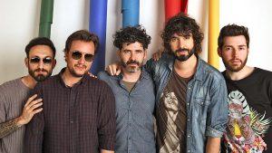 Izal, la banda española elegida para el Cosquín Rock