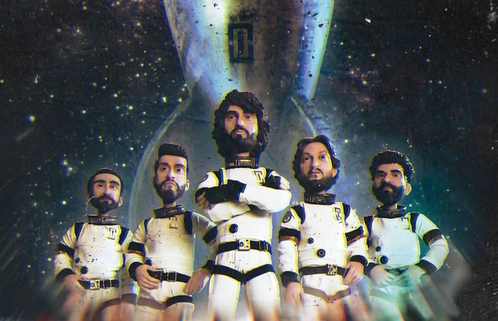Izal, la banda española elegida para el Cosquín Rock - Radio Cantilo