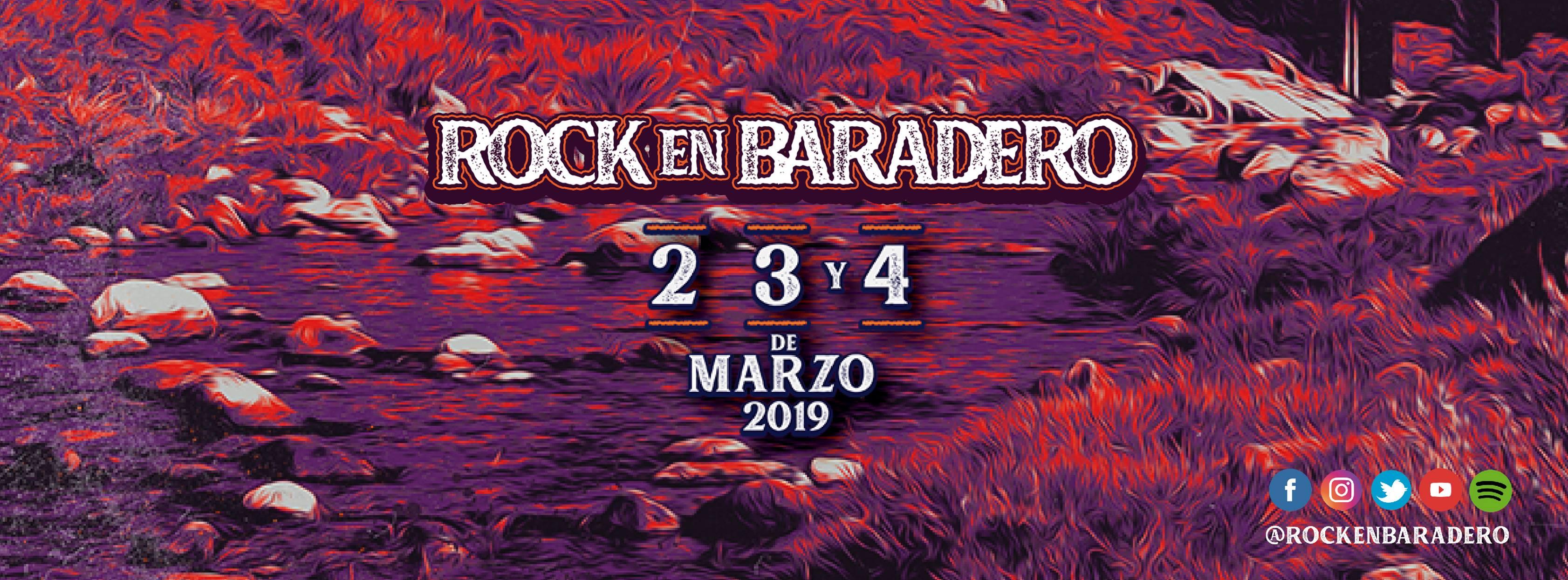 """¡Juga a la trivia y gana un pase para """"Rock en Baradero""""! - Radio Cantilo"""