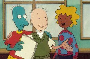 """TV Retro: Mano a mano con Jim Jinkins, creador de """"Doug"""""""
