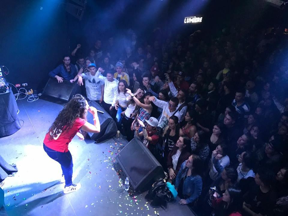 El Hip Hop de Diana Avella como forma de resistencia - Radio Cantilo