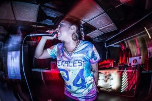 El Hip Hop de Diana Avella como forma de resistencia