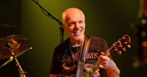 Peter Frampton anunció su retiro de la música