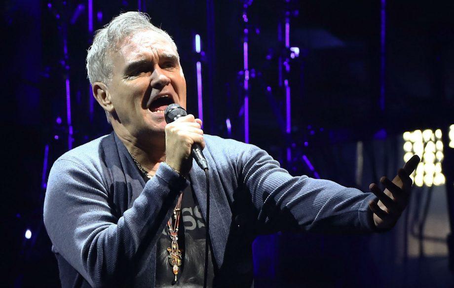 Morrissey prepara el lanzamiento de un disco de covers - Radio Cantilo