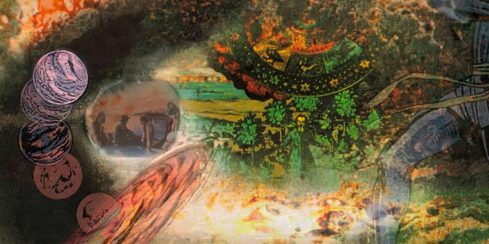 Se viene una reedición especial de A Saucerful of Secrets - Radio Cantilo