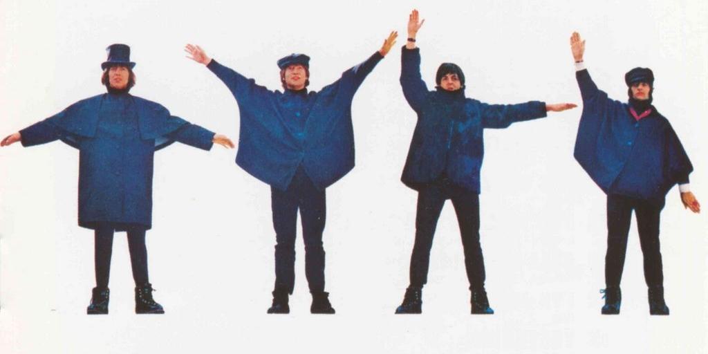 Cuando los Beatles coparon la pantalla grande - Radio Cantilo