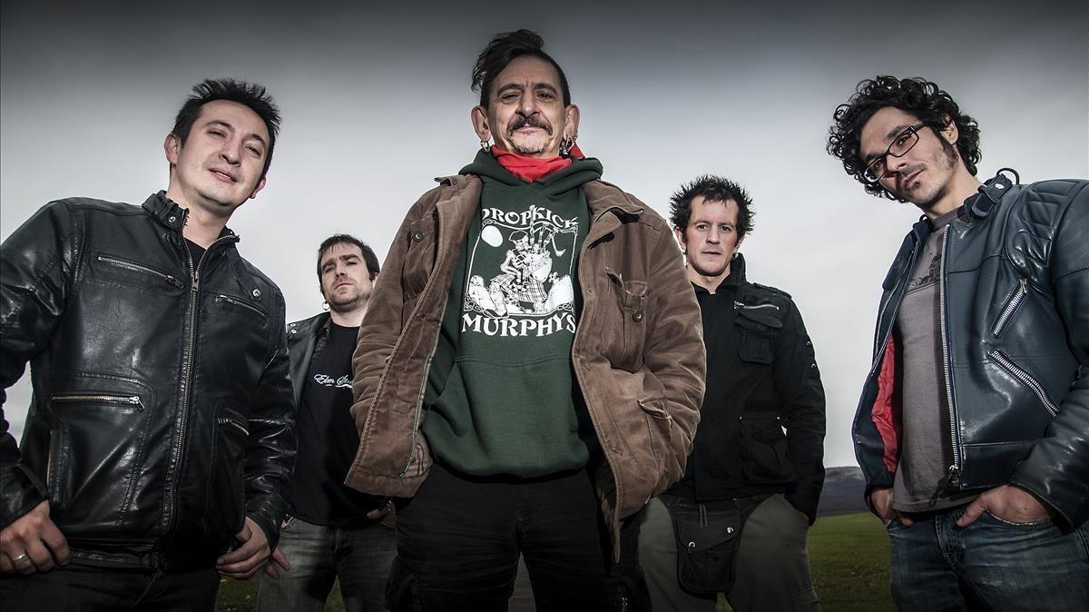Es oficial: ¡La Polla Records anunció gira mundial! - Radio Cantilo