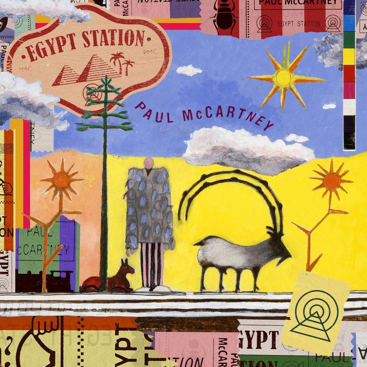 Paul McCartney – Egypt Station - Radio Cantilo