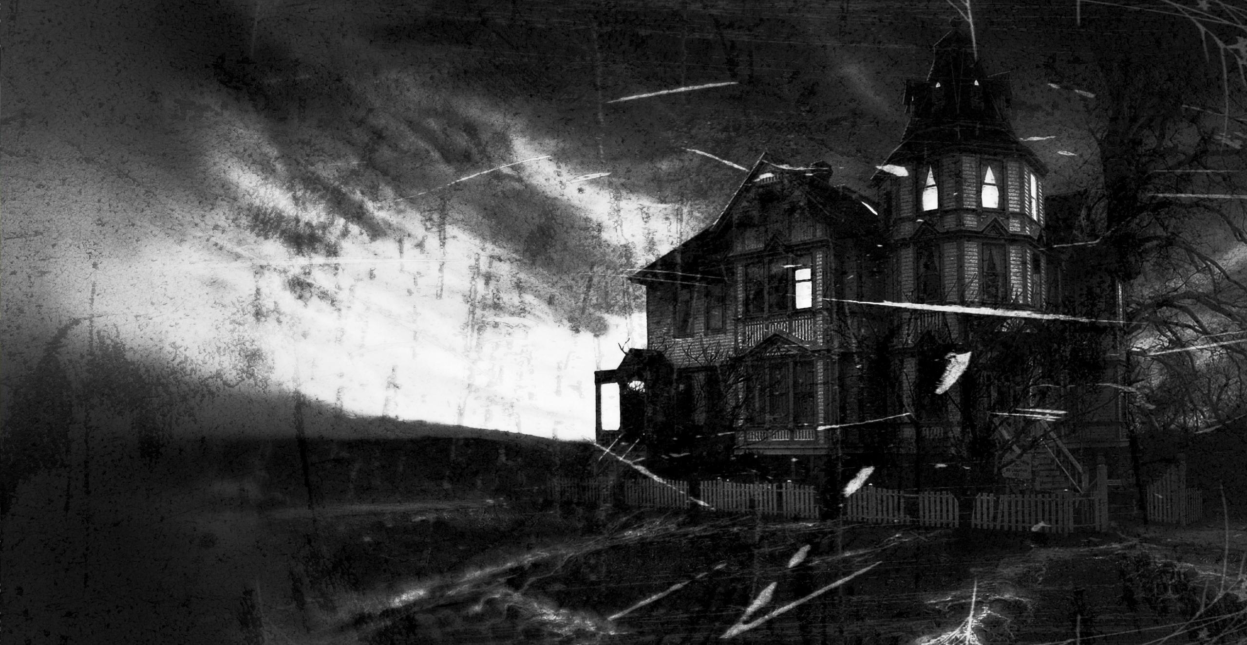 Vaso medio lleno, vaso medio vacío: ¿vivirías en una casa embrujada? - Radio Cantilo