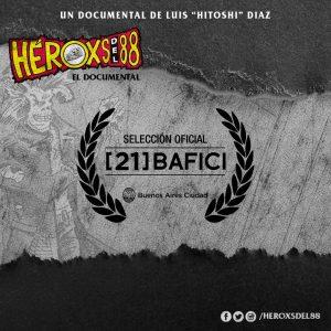 "Se estrena ""Heroxs del '88"", el documental sobre el punk argentino"