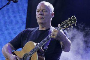 Feliz cumpleaños David Gilmour