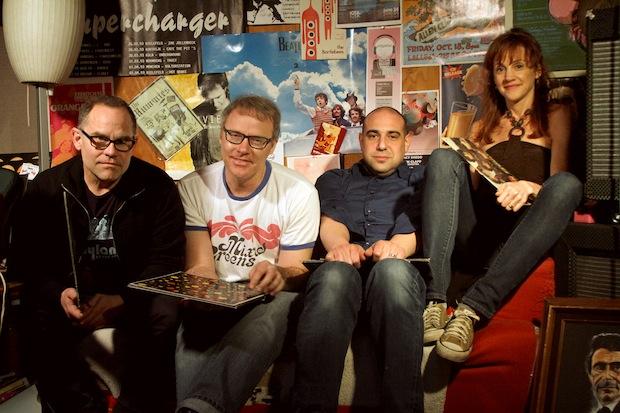 "Disco recomendado: ""Tresspassing"", The Orange Peels - Radio Cantilo"