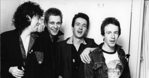 La irrupción de The Clash