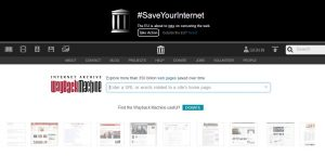 ¡Mirá cómo es el archivo web más grande del mundo!