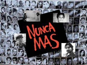 """Radio Ruido especial """"Día de la Memoria"""""""