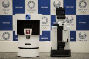 Los Juegos Olímpicos de Japón 2020 tendrán robots asistentes