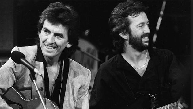 Anécdotas imprecisas del rock: George Harrison, Eric Clapton y Pattie Boyd - Radio Cantilo